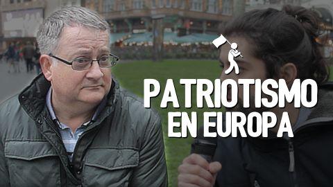 PATRIOTISMO en Europa