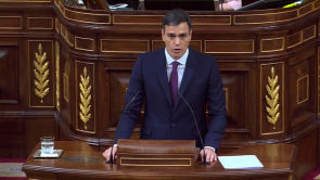 """(17-07-18) Pedro Sánchez anuncia la exhumación de Franco en breve: """"Es el momento de cerrar heridas que han estado abiertas demasiado tiempo"""""""