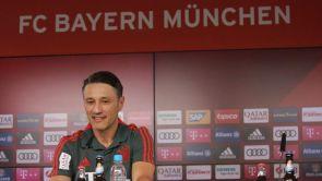 """(19-07-18) Kovac: """"Por el momento James se quedará con nosotros"""""""
