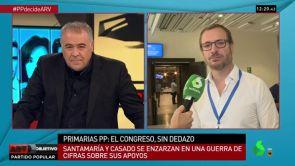 """(20-07-18) Javier Maroto: """"La candidatura de Sáenz de Santamaría no es blandita pero le gusta al PSOE"""""""