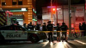 (23-07-18) Al menos dos muertos y 13 heridos en un tiroteo en Toronto