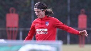 (18-08-18) Filipe Luis habría comunicado al Atlético su deseo de irse al PSG