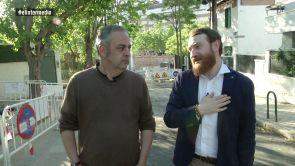 """(22-08-18) El día en que Manuel Burque entrevistó a Emilio Silva sobre el cambio de nombre de calles franquistas: """"Me haces dudar de mis propios principios"""""""