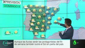 (07-09-18) Precipitaciones intensas en zonas de montaña, Ceuta y Melilla