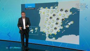 (17-09-18) Las precipitaciones se extenderán mañana a gran parte de la Península y Baleares