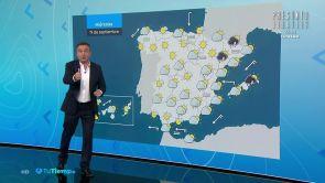 (18-09-18) Chubascos y tormentas en el área mediterránea