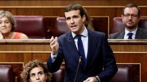 (19-09-18) El PP acusa al Gobierno de Sánchez de cometer un fraude de ley