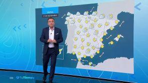 (20-09-18) Sol en casi todo el país y temperaturas que bajan en el Cantábrico