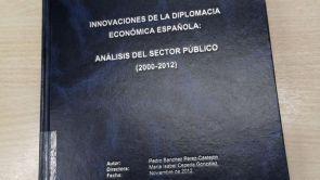 (20-09-18) El libro de Pedro Sánchez que recopila su tesis copia párrafos de una conferencia de un diplomático