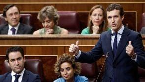 (21-09-18) La Fiscalía del Tribunal Supremo, contraria a investigar el caso del máster de Pablo Casado