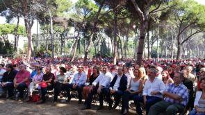 """(23-09-18) El PSOE cierra filas tras las polémicas palabras de Cunillera sobre los indultos: """"Fueron declaraciones de humanidad"""""""