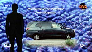"""(05-10-18) Habla el padre que olvidó a su bebé en el coche en Sanchinarro: """"Me llamaron por teléfono y me despisté"""""""