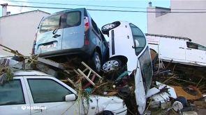 (10-10-18) Diez muertos y un desaparecido por las fuertes lluvias en Mallorca