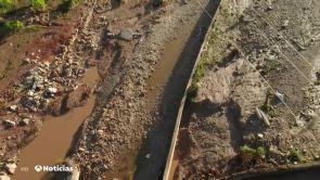 (11-10-18) Siguen buscando al niño desaparecido en las inundaciones en Mallorca