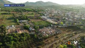 (11-10-18) Espejo Público muestra imágenes exclusivas de las inundaciones en Sant Llorenç desde un dron