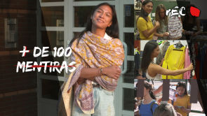Alexandra Masangkay, Irene en 'Más de 100 mentiras'