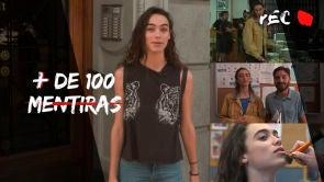 Teresa Peiroten, Lara en 'Más de 100 mentiras'