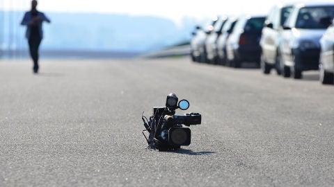 Vigilados en la carretera