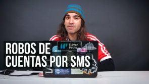 Robo de cuentas por SMS