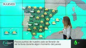 (07-11-18) Lloverá en casi todo el territorio