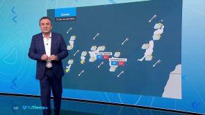 (09-11-2018) Precipitaciones en Galicia y oeste del Sistema Central