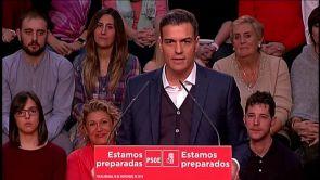 (10-11-2018) Sánchez aprobará este mes su propuesta de reforma constitucional para eliminar los aforamientos políticos