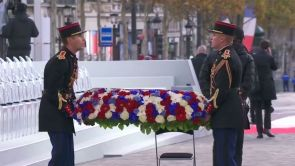 (11-11-2018) La Unión Europea conmemora el centenario del fin de la Primera Guerra Mundial