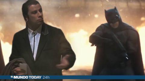 El famoso gif de John Travolta ya es la película más vista de su carrera