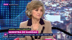 (13-11-18) María Luisa Carcedo