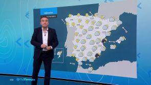 (13-11-18) Precipitaciones fuertes o persistentes en zonas del Levante, litoral de Málaga y Girona