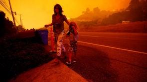 (14-11-18) No hay tregua en los incendios de California
