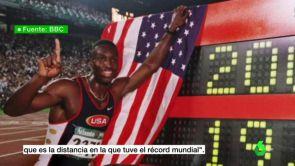 """(20-11-18) Michael Johnson, de ser el más rápido del mundo en correr 200 metros a hacerlo """"en 15 minutos"""""""