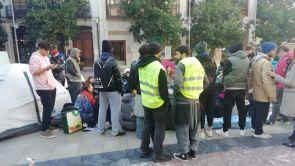 (05-12-18) Graves incidentes tras las manifestaciones contra VOX