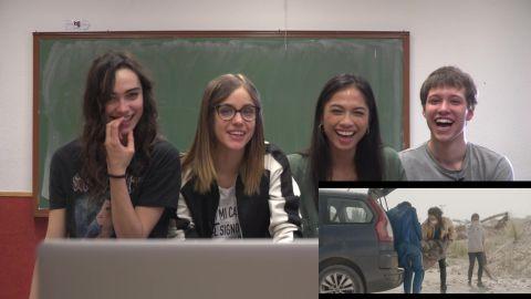 Los protagonistas de 'Más de 100 mentiras' reaccionan al último capítulo de la temporada