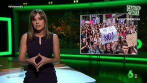 (05-12-18) El contundente mensaje de Sandra Sabatés sobre la violencia machista
