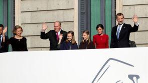 (06-12-18) Crónica de un día para la Historia: así han celebrado la Familia Real, todos los expresidentes vivos y los tres Poderes el 40 aniversario de la Constitución