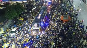 (06-12-18) La Justicia argentina libera a uno de los responsables del ataque al autobús de Boca Juniors