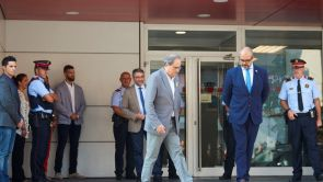 (07-12-18) Crisis en el Govern por las cargas de los Mossos en Girona y Terrasa que ponen el foco sobre el papel de Miquel Buch