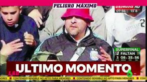 (07-12-18) Alerta en Madrid por la posible llegada de 'Caverna' Godoy, responsable del ataque al autobús de Boca