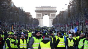 (08-12-18) Aumentan a 1.385 los detenidos en las protestas de los 'chalecos amarillos'