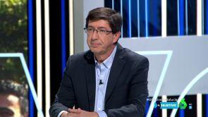 Juan Marín y el futuro de Andalucía