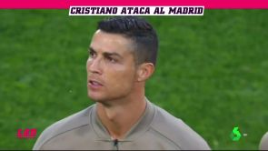 (10-12-18) Cristiano ataca al Madrid