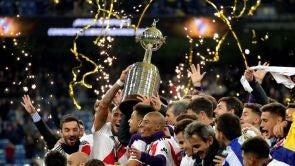 (10-12-18) River Plate levanta la Copa Libertadores 2018
