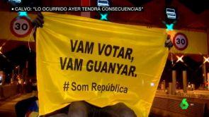 """(10-12-18) El Gobierno advierte a Torra tras las amenazas de los CDR: """"Si se dan las circunstancias habrá 155"""""""