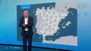 (11-12-18) Descenso de las temperaturas diurnas salvo en el Mediterráneo