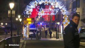 (11-12-18) Dos muertos y once heridos en un tiroteo en un mercadillo navideño de Estrasburgo