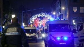 (12-12-18) Tres muertos y varios heridos en un tiroteo en un mercadillo navideño de Estrasburgo