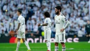 (13-12-18) Bochorno del Real Madrid contra un CSKA que toma el Santiago Bernabéu