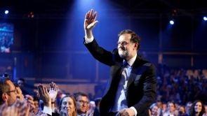 """(18-01-19) Rajoy reaparece para defender la Constitución: """"Estos 40 años son los mejores de nuestra historia"""""""