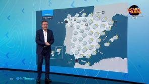(18-01-19) La lluvia y la nieve estarán presentes este sábado en casi toda España